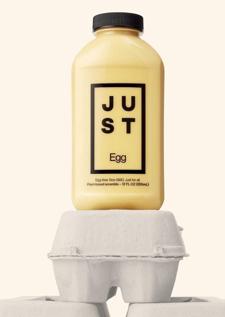 Vegan Egg Substitutes - JUST Eggs