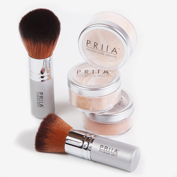Acne-Safe Natural Beauty Products - Priia Makeup