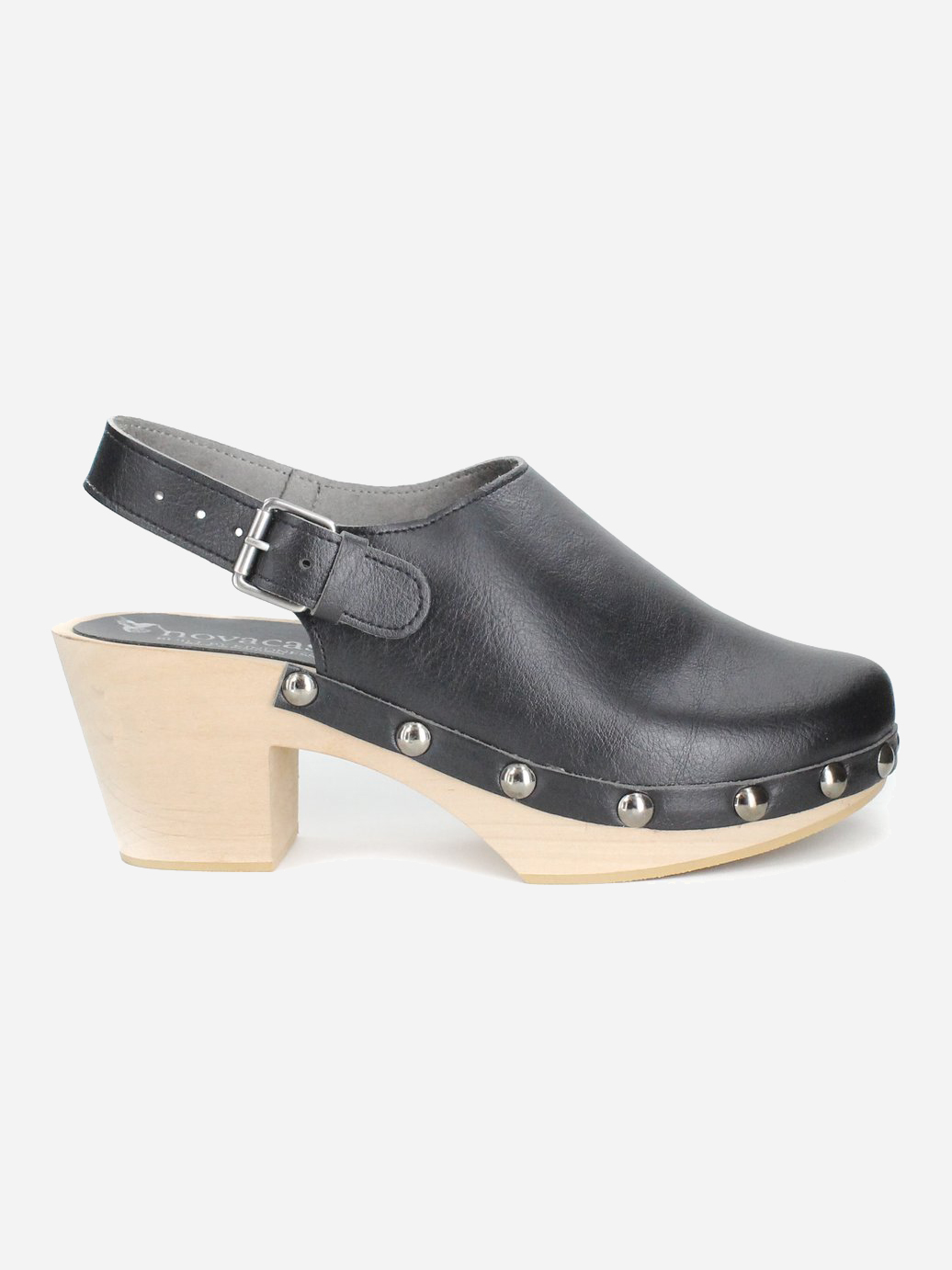 Sustainable Clogs - Novacas Edith Clog from MooShoes