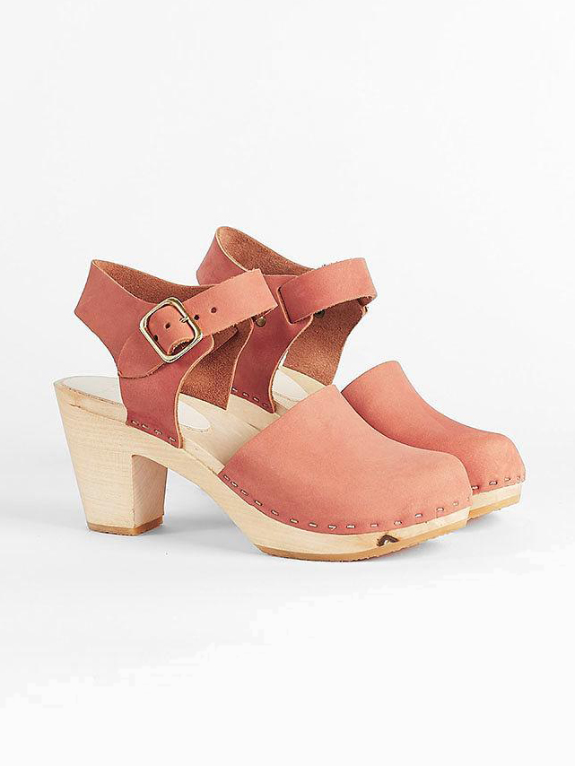 Sustainable Clogs - Emma Closed Toe Clog by Bryr Studio