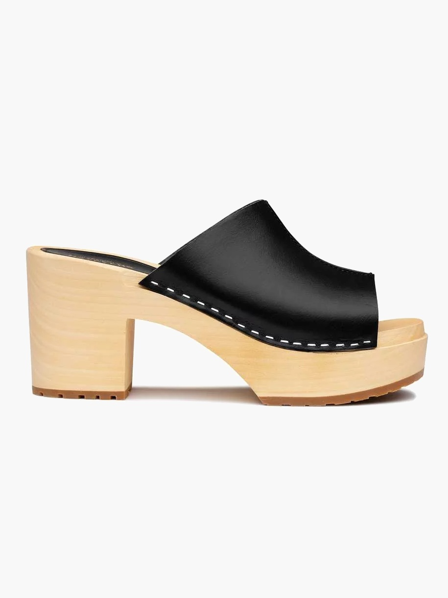 Sustainable Clogs - Ann Clog by Swedish Hasbeens