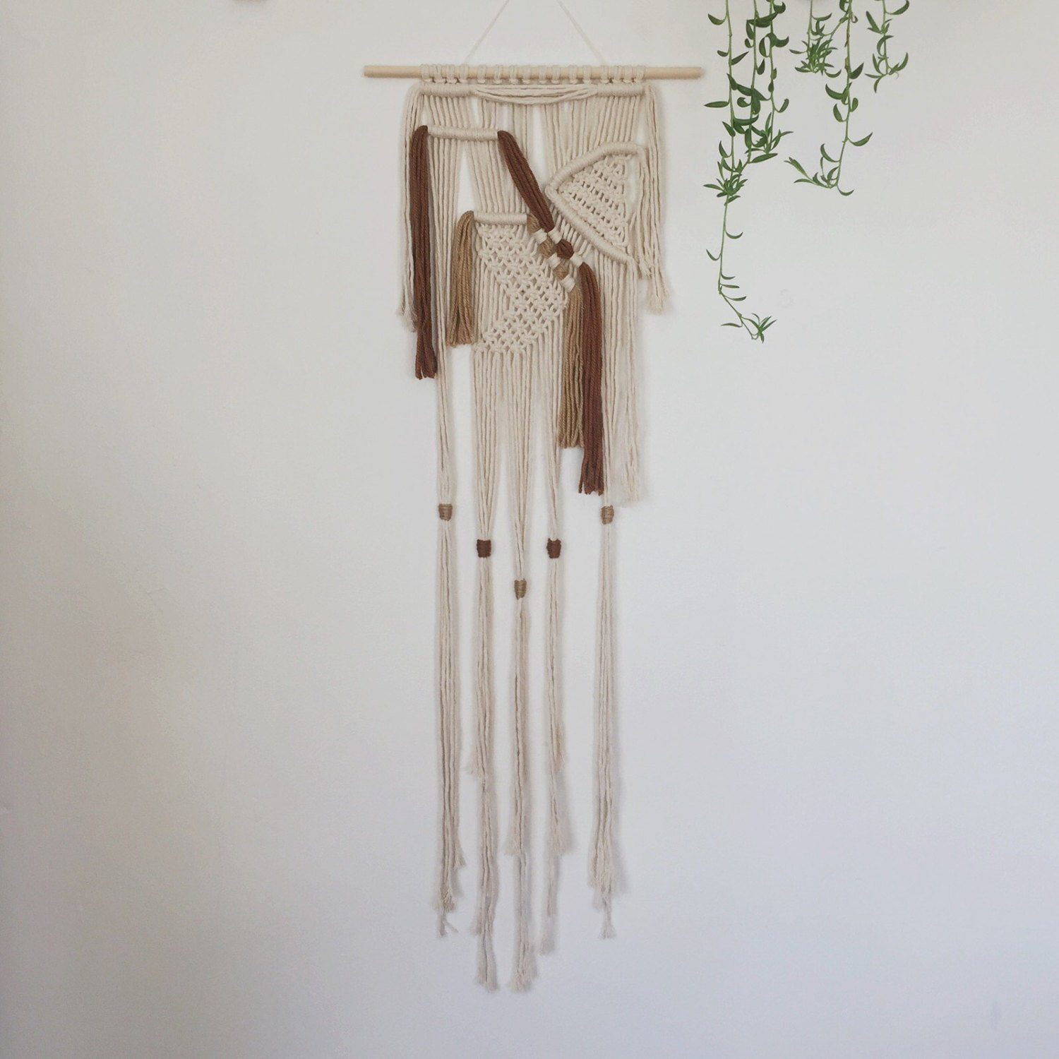 Handcrafted Macrame Wall Hangings - Shay by The Little Avocado
