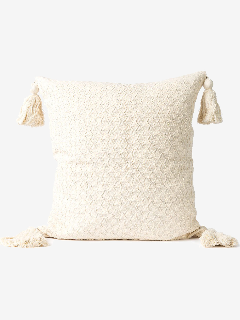 The Little Market Woven Pillow