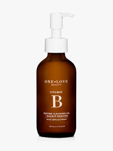 All Natural Face Wash - One Love Organics Vitamin B Cleansing Oil