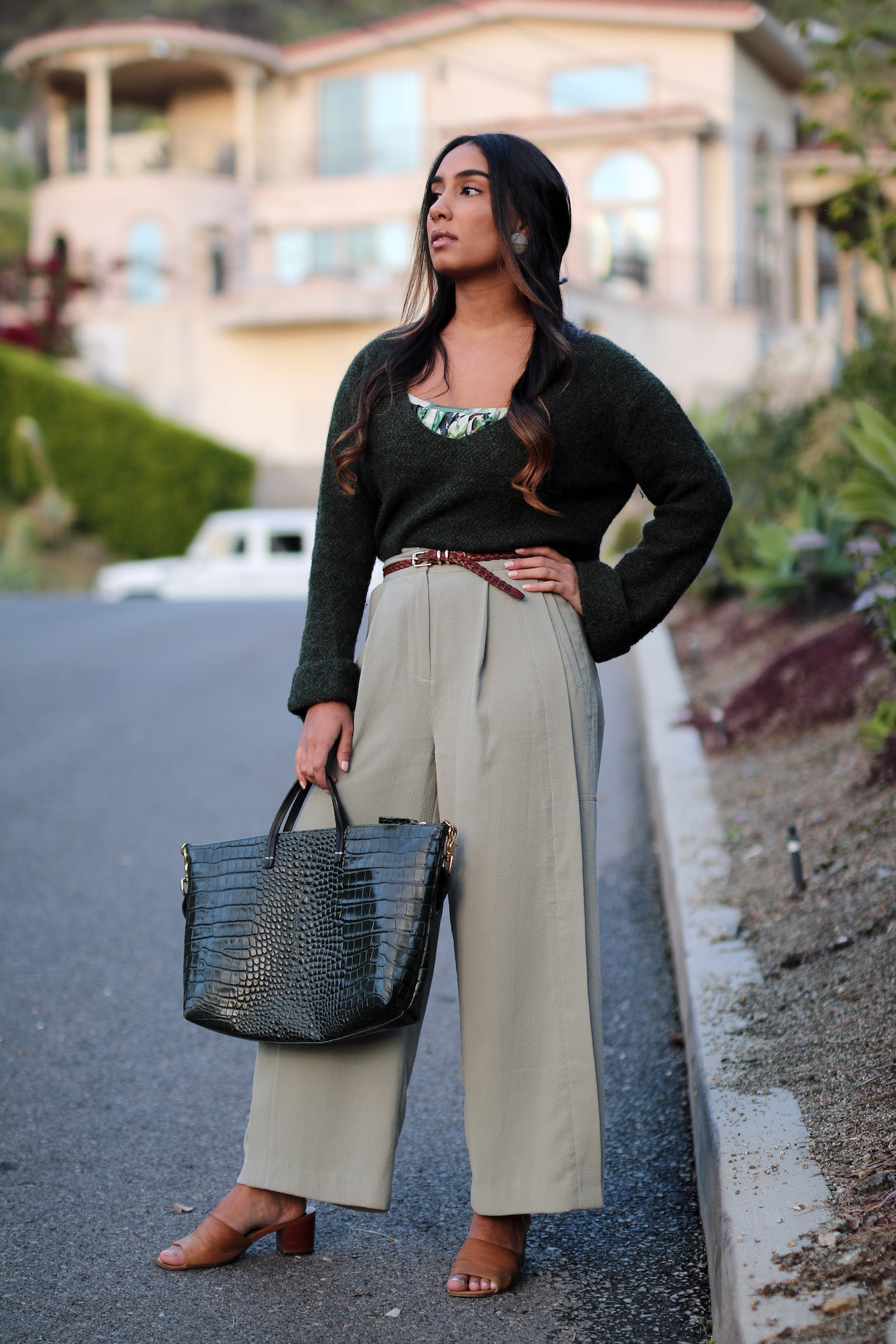 A Week Of Outfits With Kat Vargas on The Good Trade