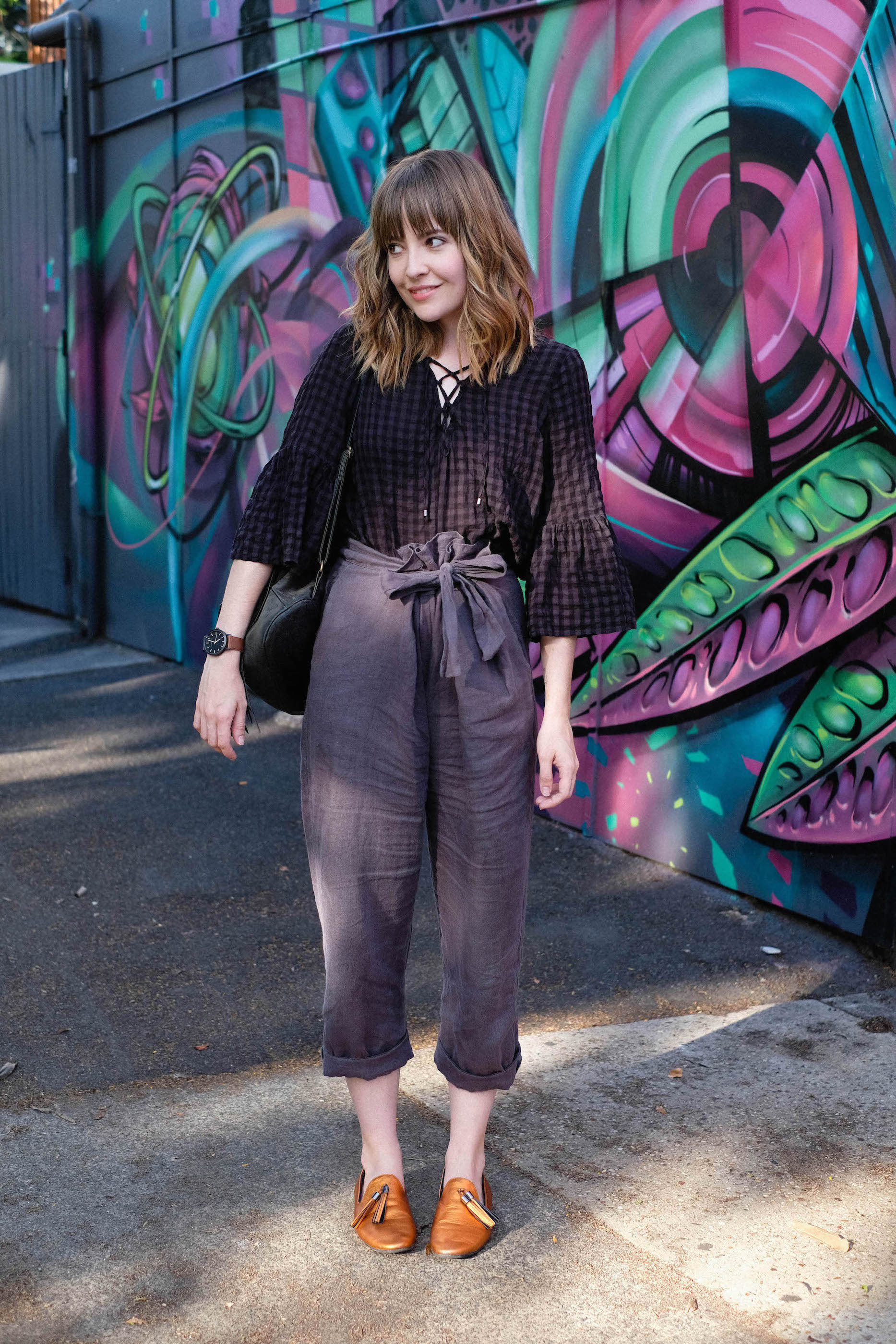 A Week Of Outfits With Leah Musch on The Good Trade