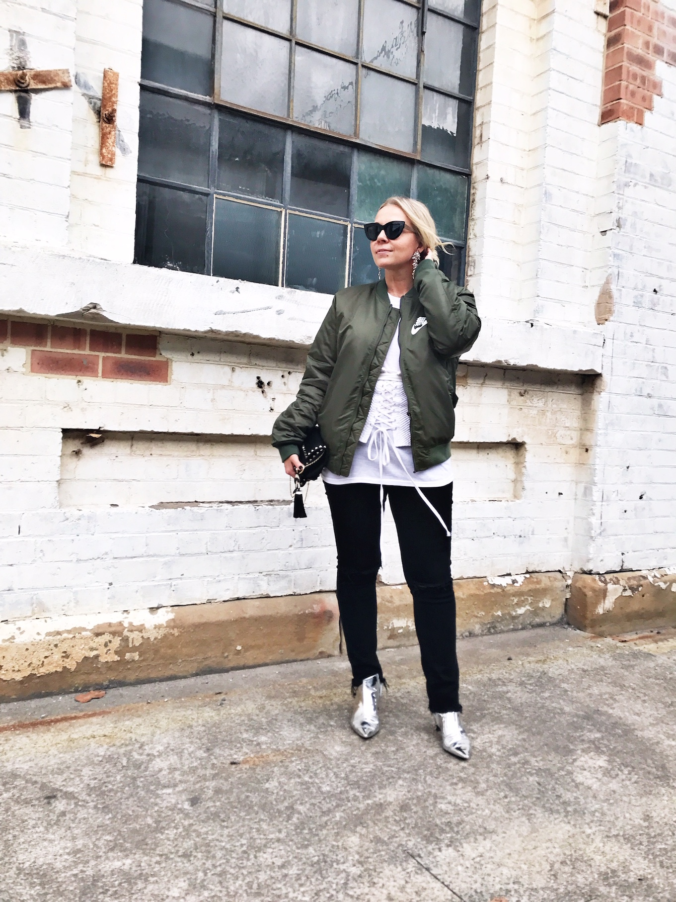 A Week Of Designer-Inspired Salvation Army Finds With Faye De Lanty From Fashion Hound on The Good Trade