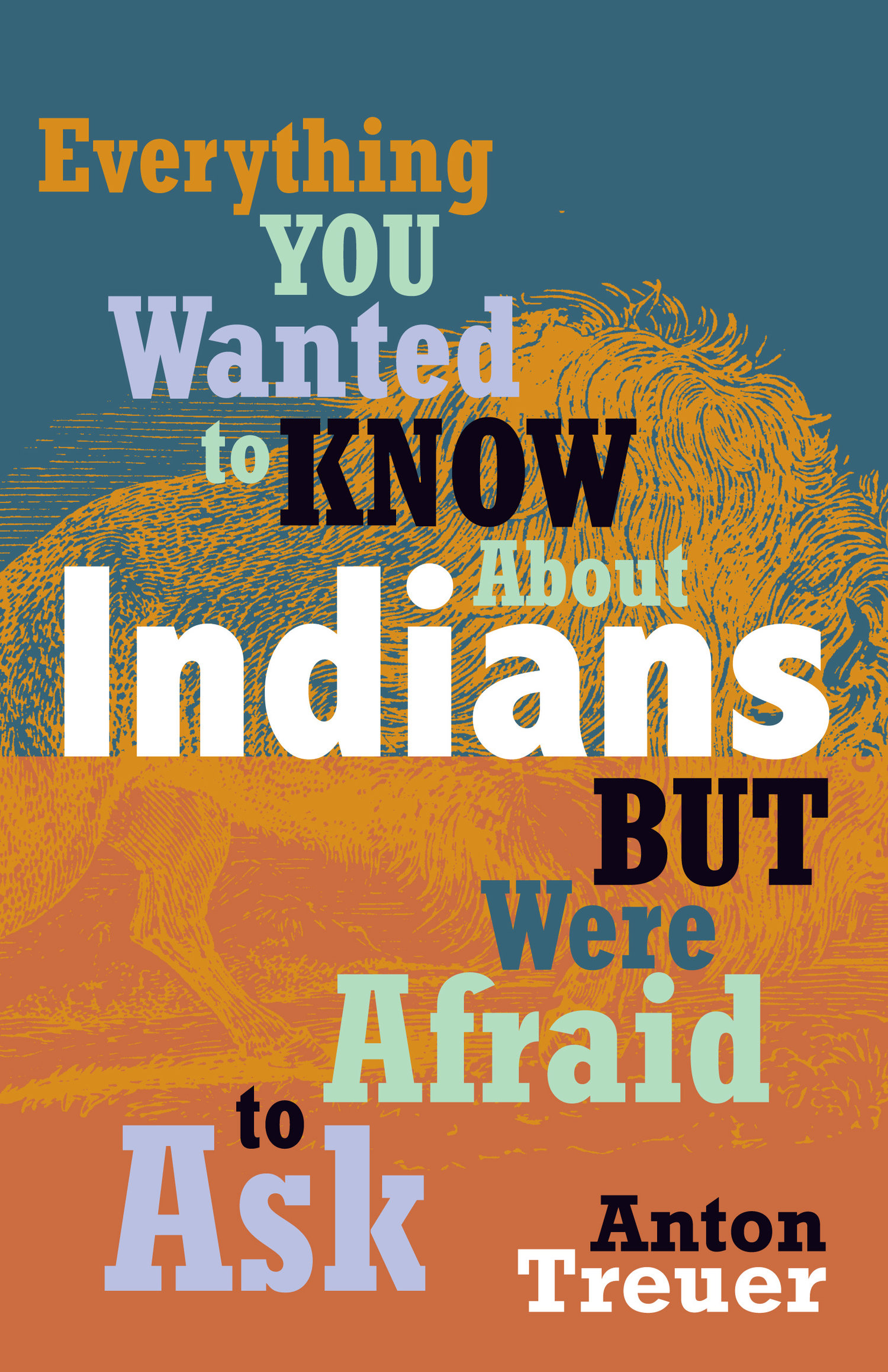 Books By Native Authors - Everything You Wanted To Know About Indians But Were Afraid To Ask by Anton Treuer