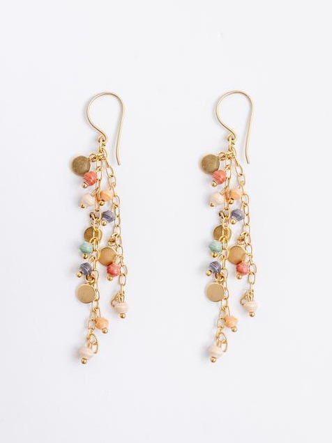 Sway & Flutter Earrings | 31 Bits - Eco-Friendly & Fair Trade Bridesmaids Gifts