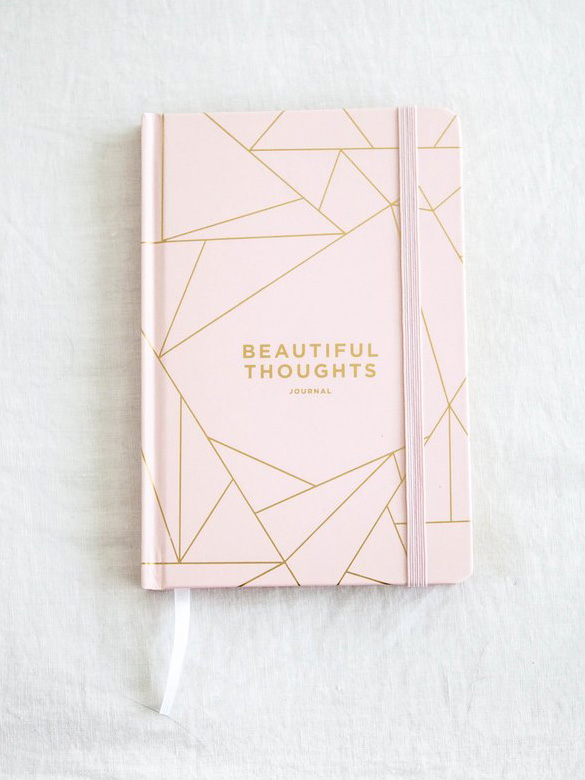Beautiful Thoughts Journal | Frank Stationery - Eco-Friendly & Fair Trade Bridesmaids Gifts