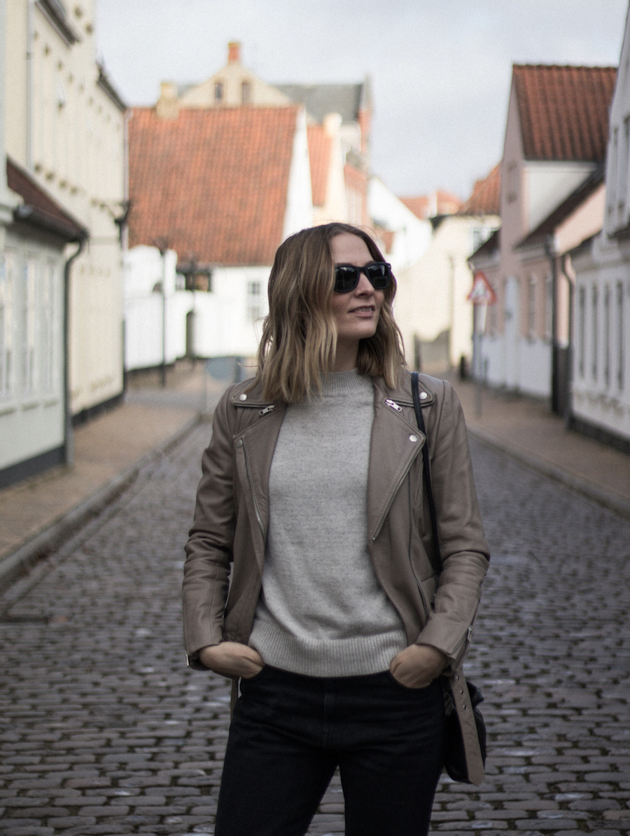 An Elevated Simple Look // Week Of Outfits With Signe Hansen On The Good Trade