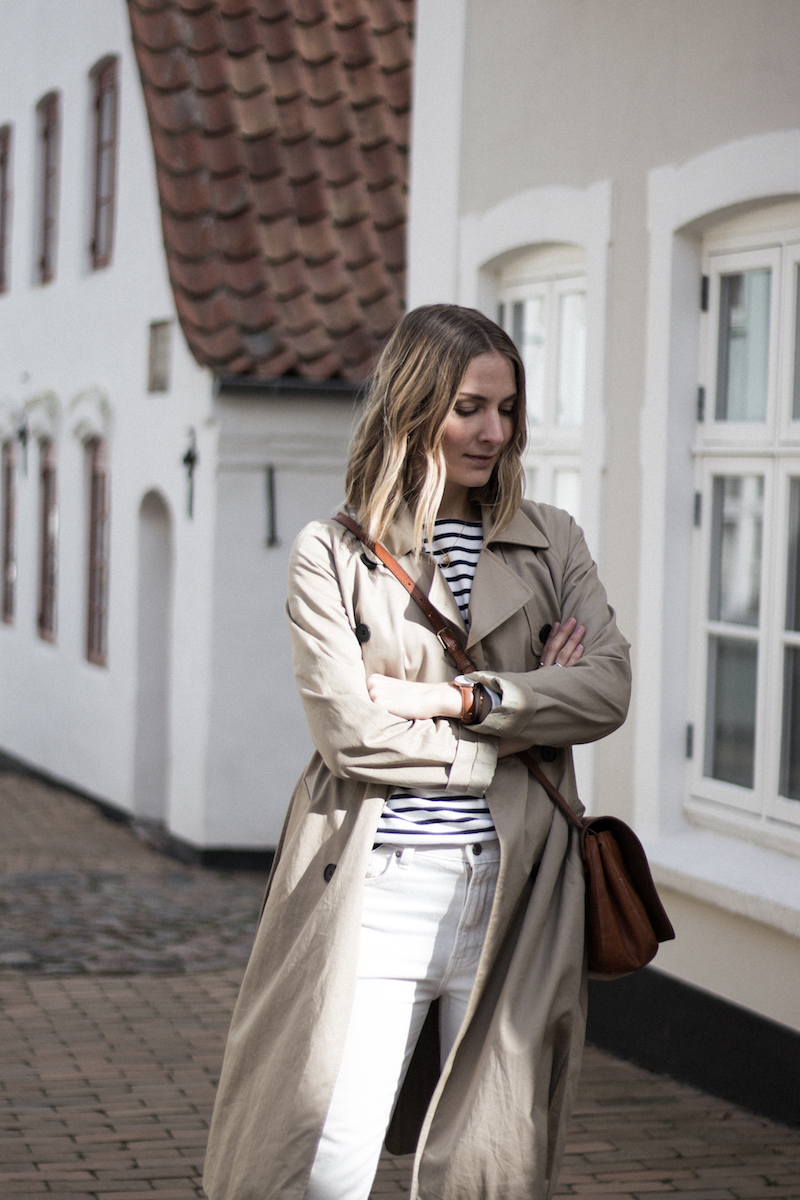Nude Classics // Week Of Outfits With Signe Hansen On The Good Trade