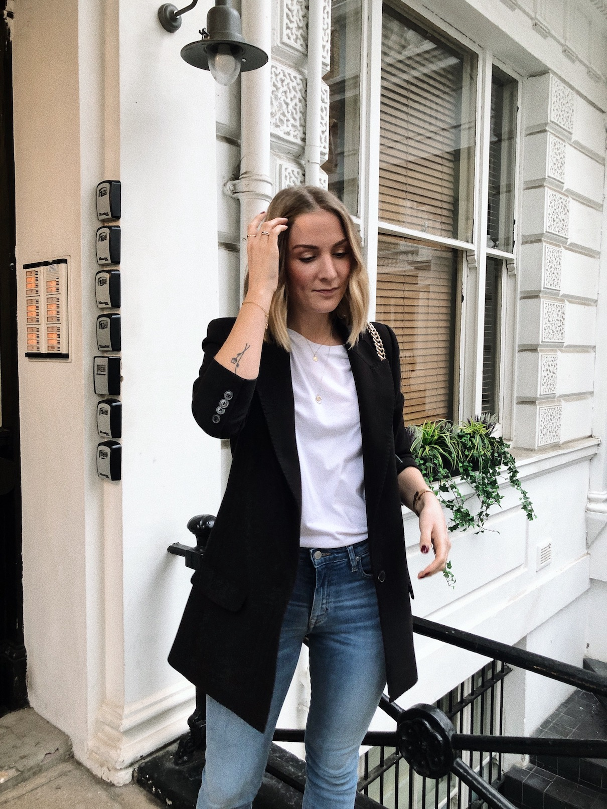 Basic Night And Day Look // Week Of Outfits With Signe Hansen On The Good Trade