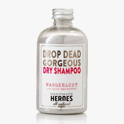 Drop Dead Gorgeous All-Natural Dry Shampoo - Handmade Heroes