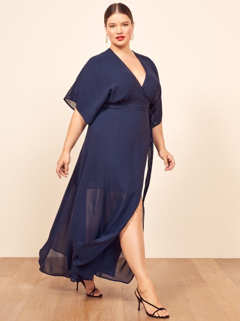 Dance The Night Away In These 10 Plus Size Wedding Guest Dresses,Marriage Reception Kerala Wedding Reception Dress For Bride And Groom