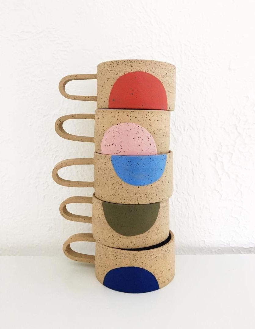 Mimi Ceramics // Mica DeMarquez
