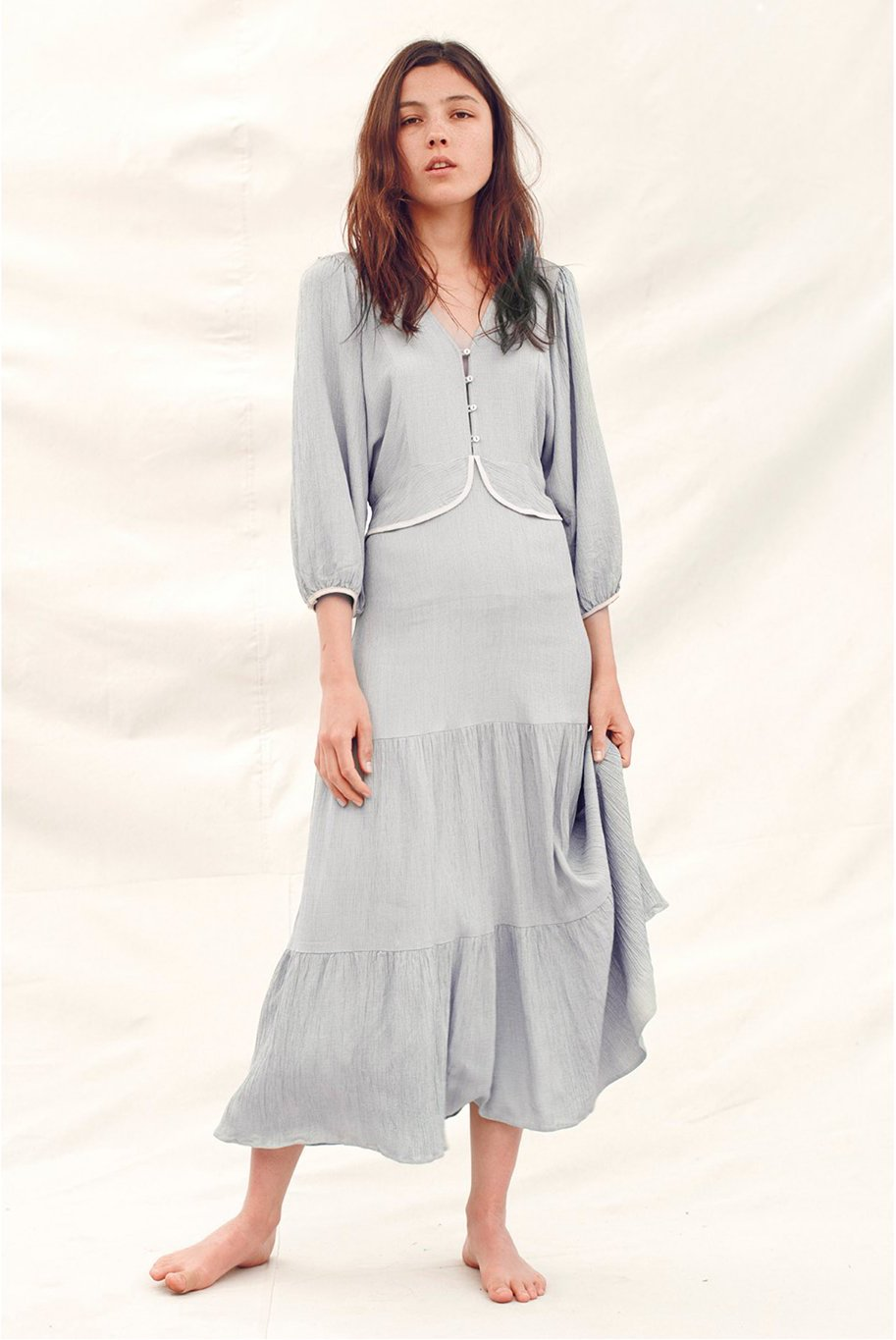 Victorian-Inspired Ethical Fashion | The Cicely Dress - Christy Dawn