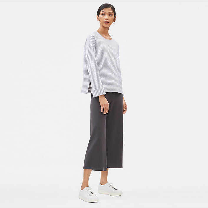 Petite Sustainable Outfits - Eileen Fisher