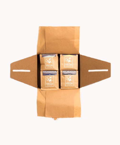 Father's Day Gift Guide // Roast Sampler Box - VEGA