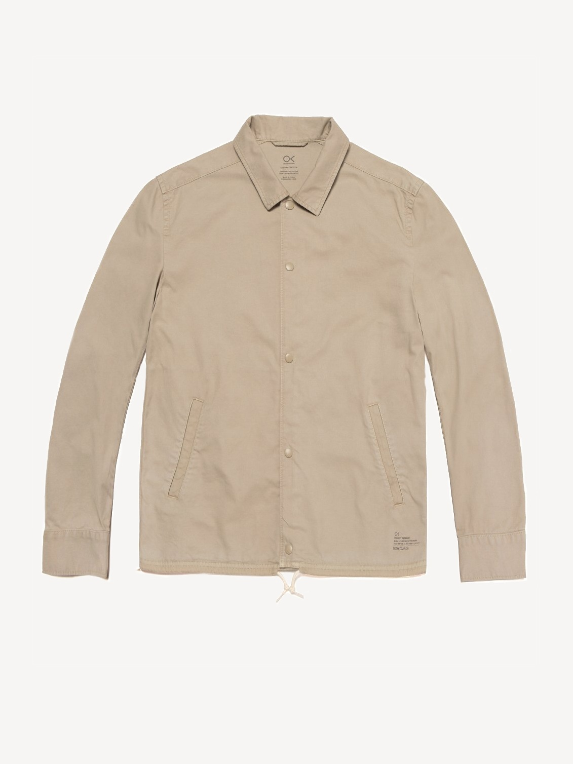 Father's Day Gift Guide // Coach's Jacket - Outerknown