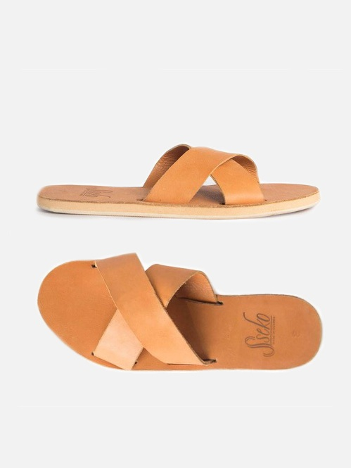 Fair Trade Sandals // Sseko