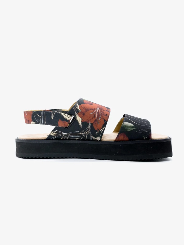 Fair Trade Sandals // Insecta Shoes