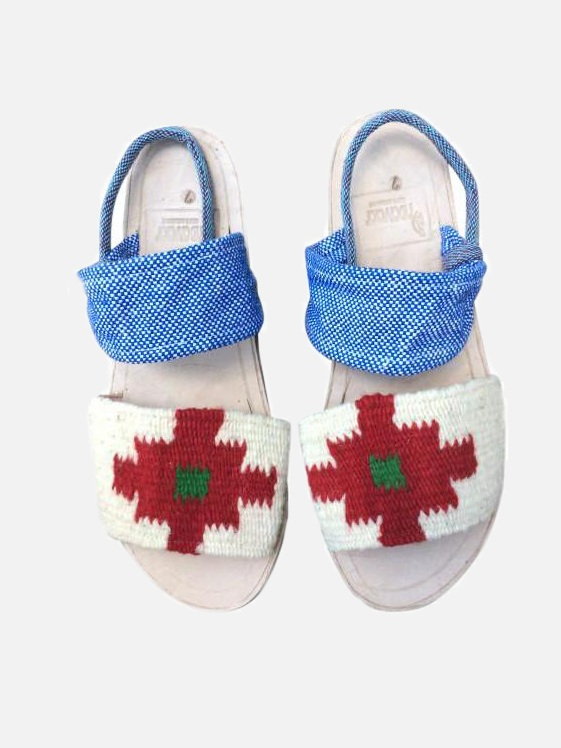 Fair Trade Sandals // Laadi