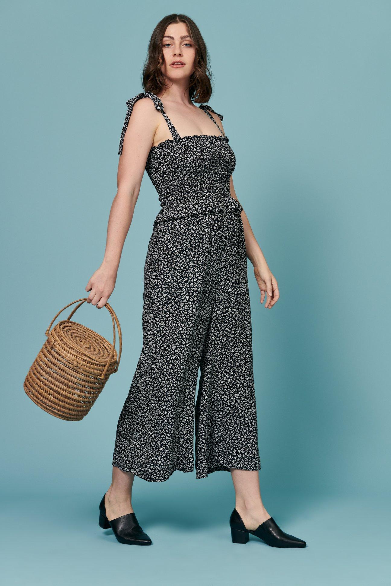 California Chic Fashion // Whimsy + Row