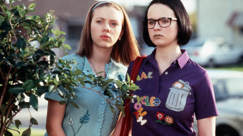 Movies Depicting Female Friendships // Ghost World
