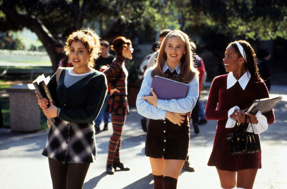 Movies Depicting Female Friendships // Clueless