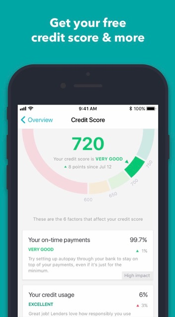 Financial And Investment Money Apps // Mint