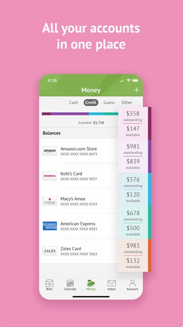 Financial And Investment Money Apps // Prism