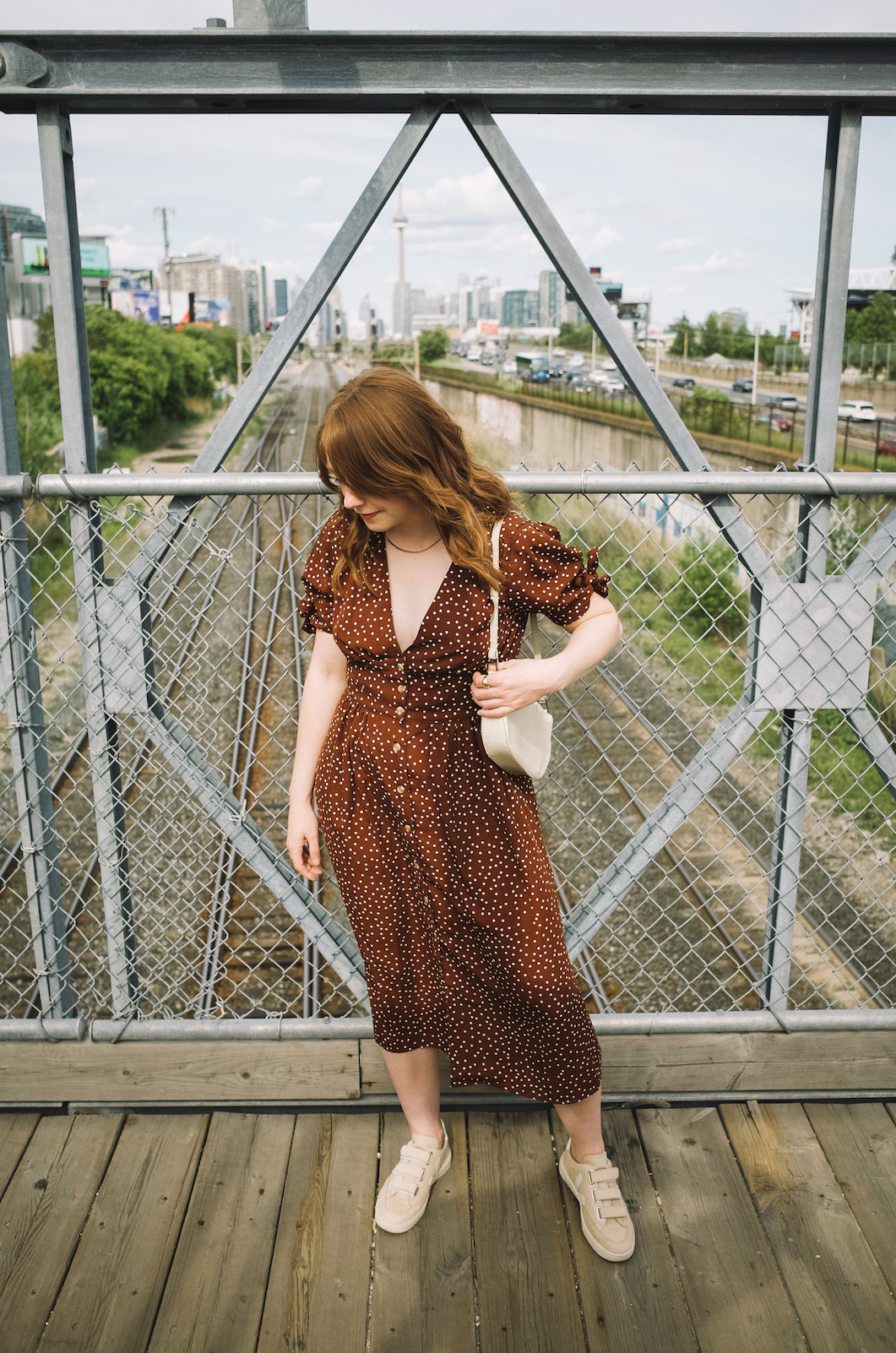 Secondhand Fashion From Common Sort // Week Of Outfits With Alex Spence On The Good Trade