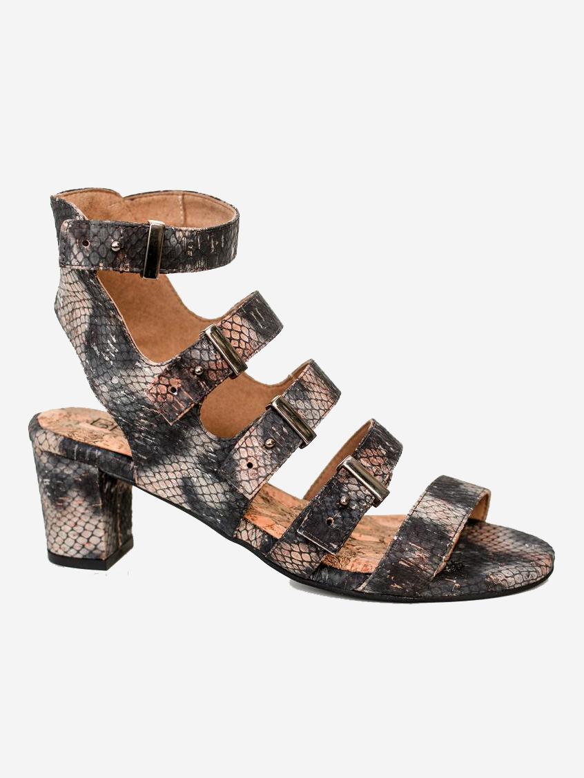 vegan strappy sandals
