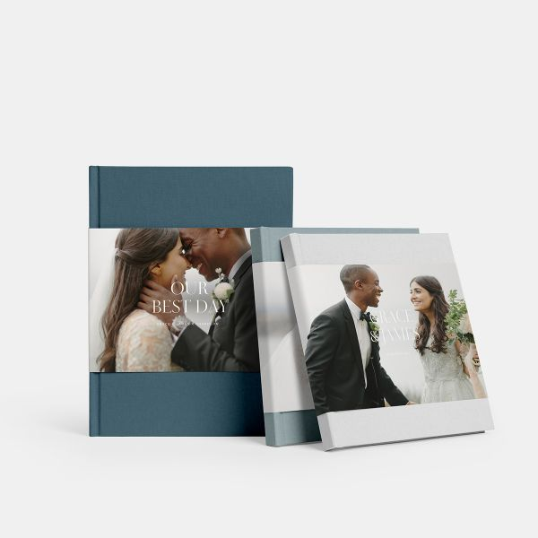 Gift Card To Create A Wedding Book from Artifact Uprising - Zero Waste Wedding Gift Ideas on The Good Trade