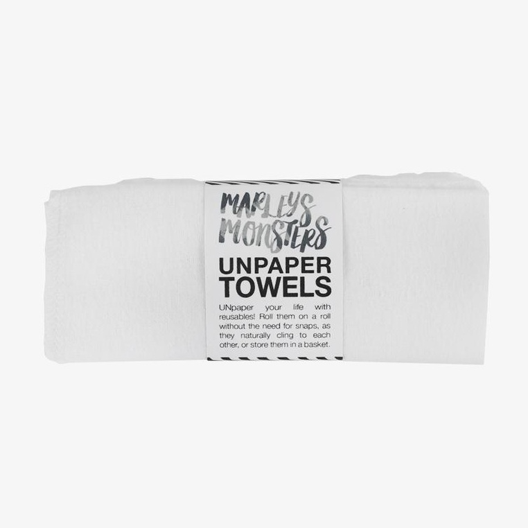Reusable UnPaper Towels from Package Free Shop