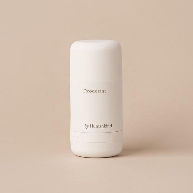 Refillable Natural Deodorant from byHumankind