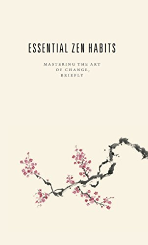 Minimalist Books - Essential Zen Habits by Leo Babauta