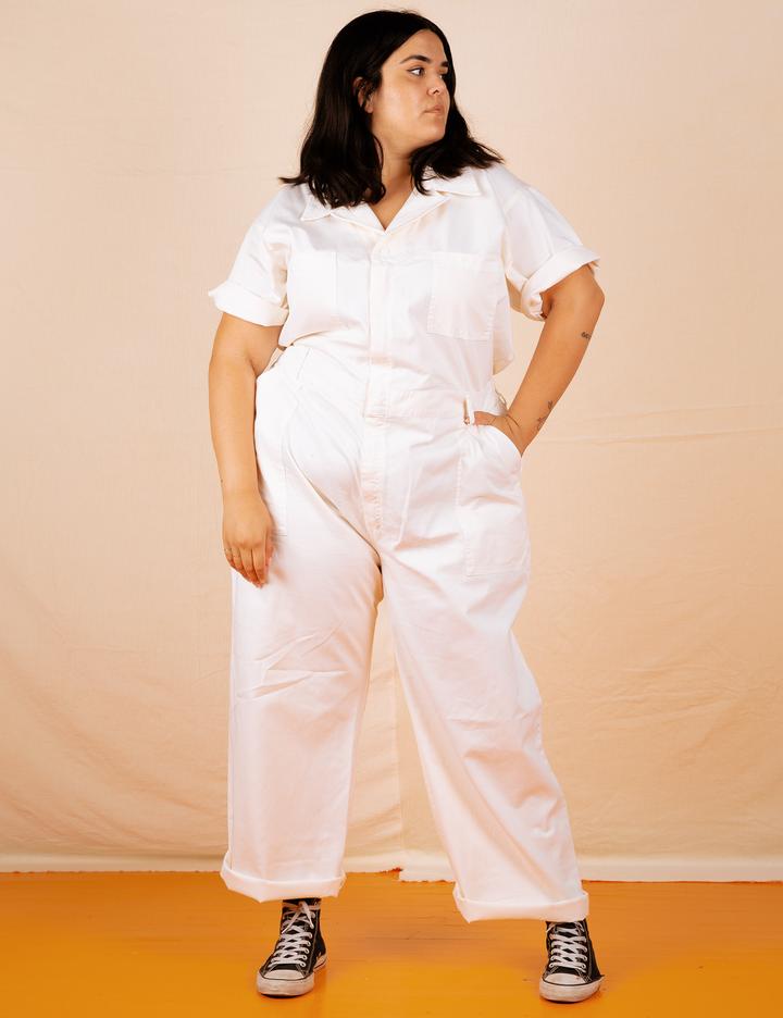 Big Bud Press Off-White Jumpsuit