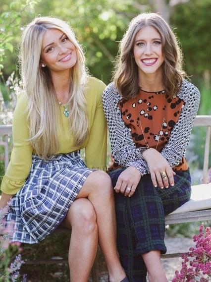 Lauren Paul & Molly Thompson