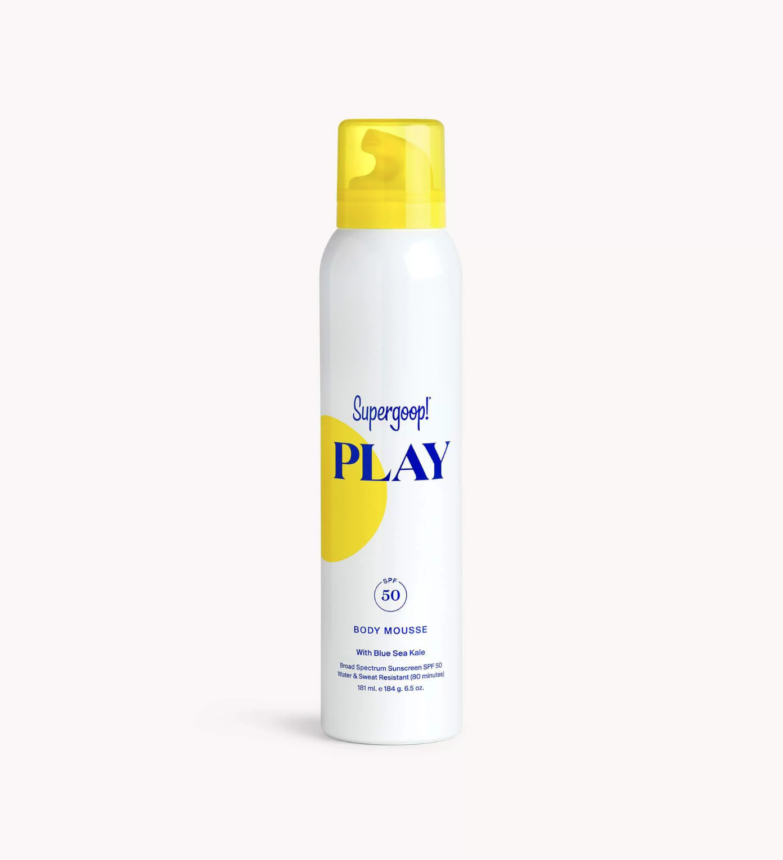 Nontoxic Cruelty-Free Sunscreen - Supergoop
