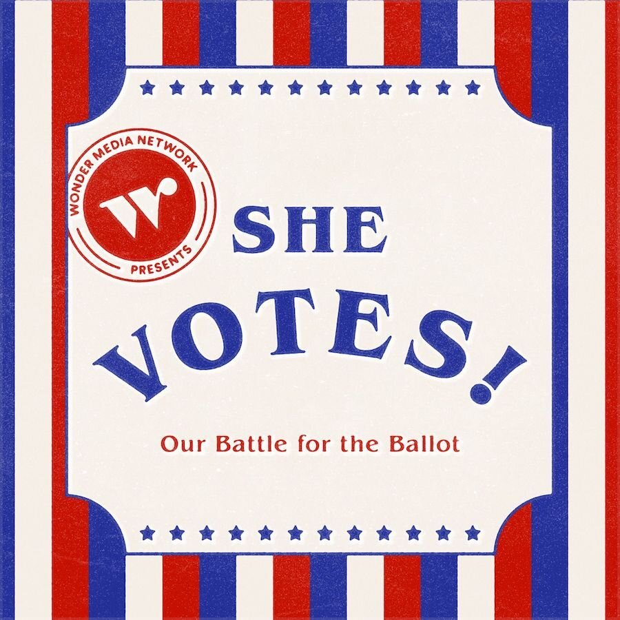 Political-Podcasts-She-Votes!