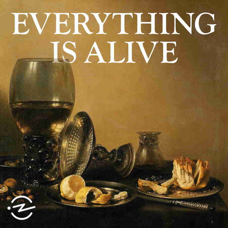 everything-is-alive-fiction-podcasts