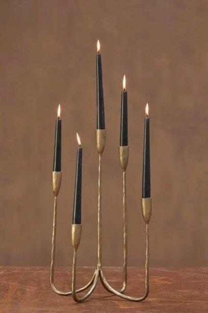 Nkutu Candlestick - Trouva