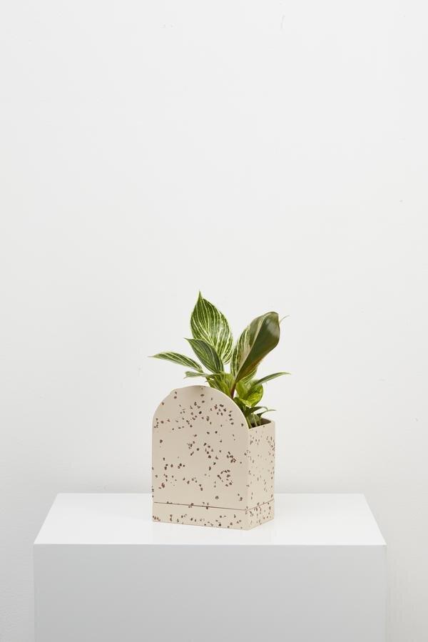 Sol Planter Bookend