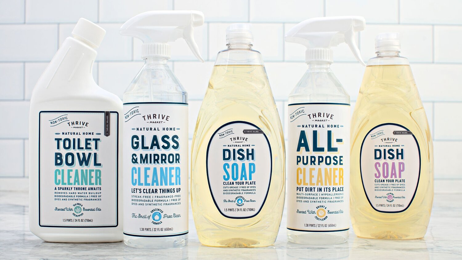 12 Natural & Eco Friendly Cleaning Products For The Conscious Home