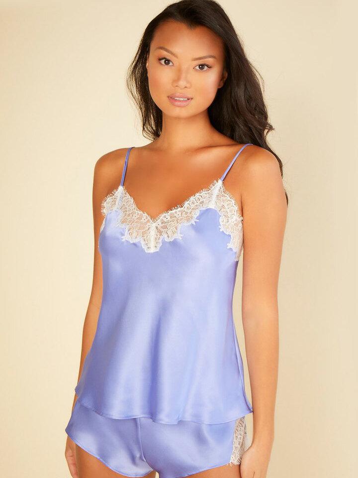 sustainable-silk-pajamas-nightgowns-cosabella