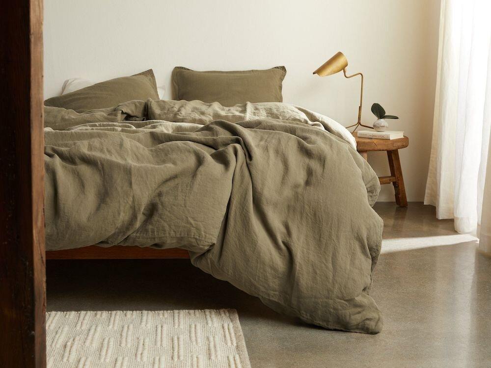Affordable Linen Sheets, Linen Bedding Sheets