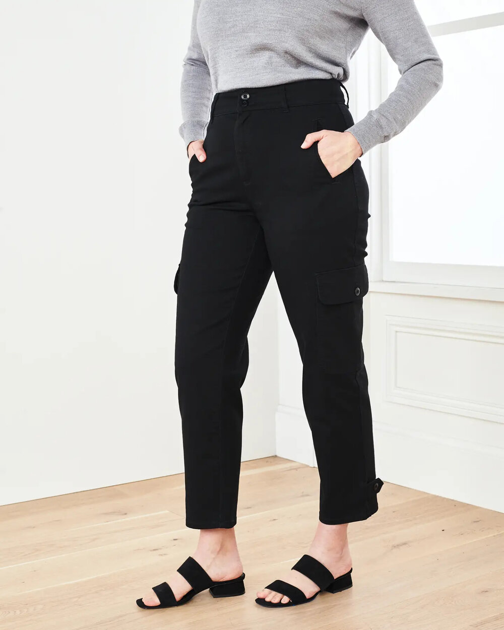Quince Cargo Pants