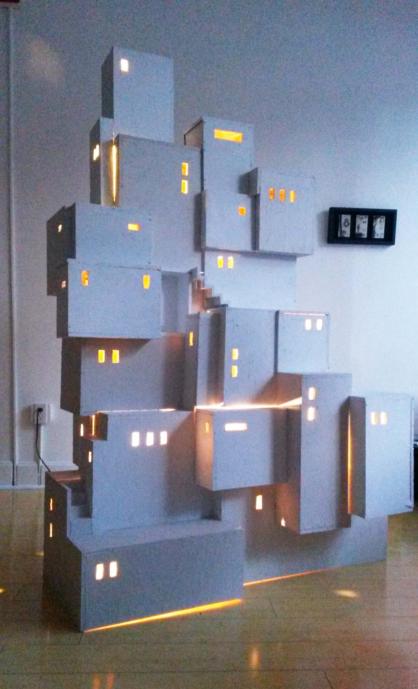 City on a Hill -$5500 (includes installation)